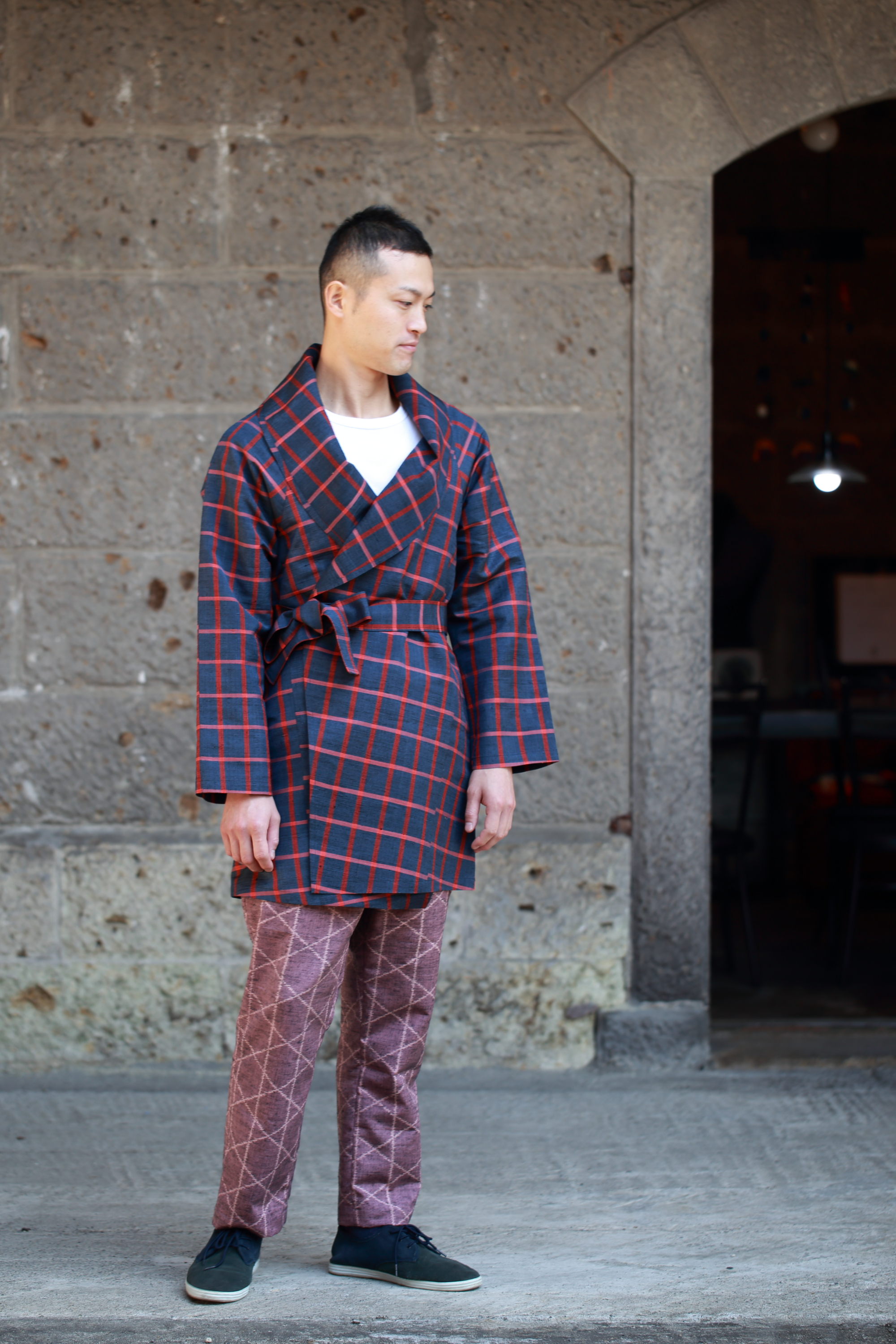 haori.j Men's Coordination