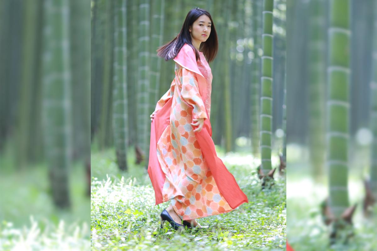 Princess of a Japanese fairy tale